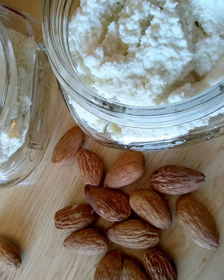 Best Raw Almond Feta