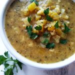 The Best Vegan Fish Chowder